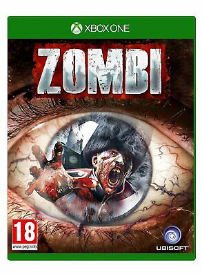 Zombi Xbox One Brand New Factory Sealed Zombie Survival game