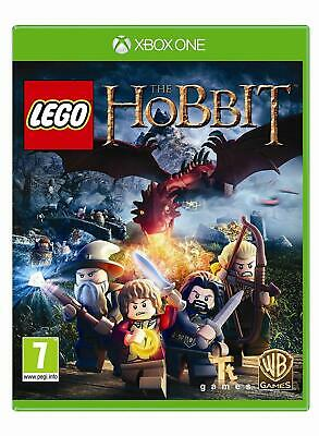 LEGO The Hobbit Xbox One Brand New Factory Sealed