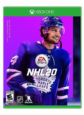 NHL 20 (XBOX One) New