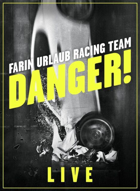 FARIN URLAUB RACING TEAM - DANGER! (DVD)  DVD NEU