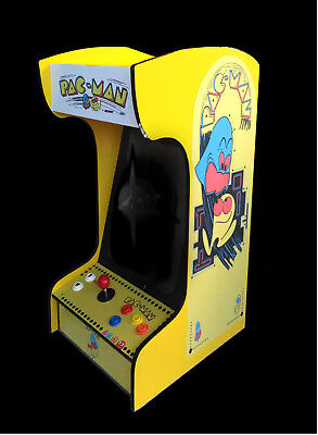Arcade Machine for Christmas Pacman with 412 Classic Games