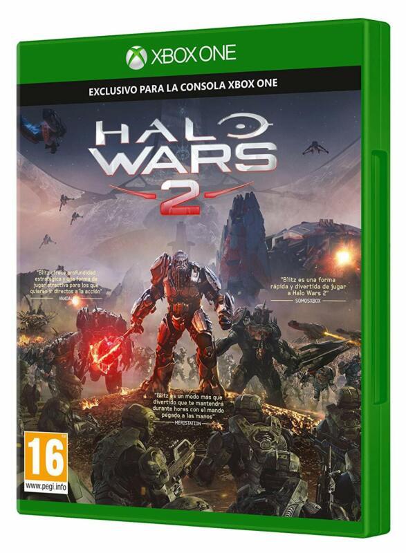 Xbox One Spiel Halo Wars 2 II NEUWARE