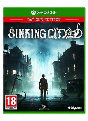 * XBOX ONE NEW SEALED Game * THE SINKING CITY
