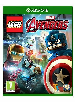 Lego Marvel Avengers (Xbox One) Brand New & Sealed - UK PAL