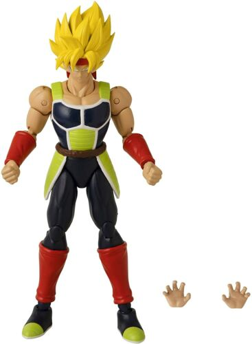 Bandai Dragon Ball Stars * Super Saiyan Bardock * NEW Action Figure