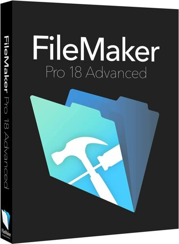 FileMaker Pro 18 Advanced ✅ Full LifeTime Key For Win& Mac ✅ FAST Delivery