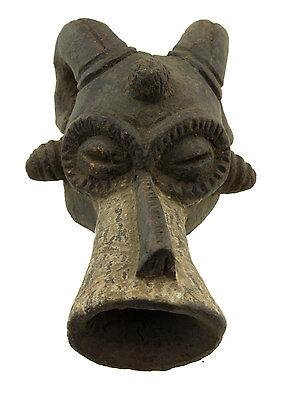 Mask African Gouro Passport Case - Terracotta Art First - Af 6347 - B2B
