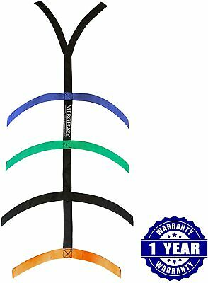 Industrial Grade Medical Backboard Straps Spider Straps For Spine Board