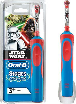Brosse A Dents Electrique Oral-B Stages POWER - STAR WARS