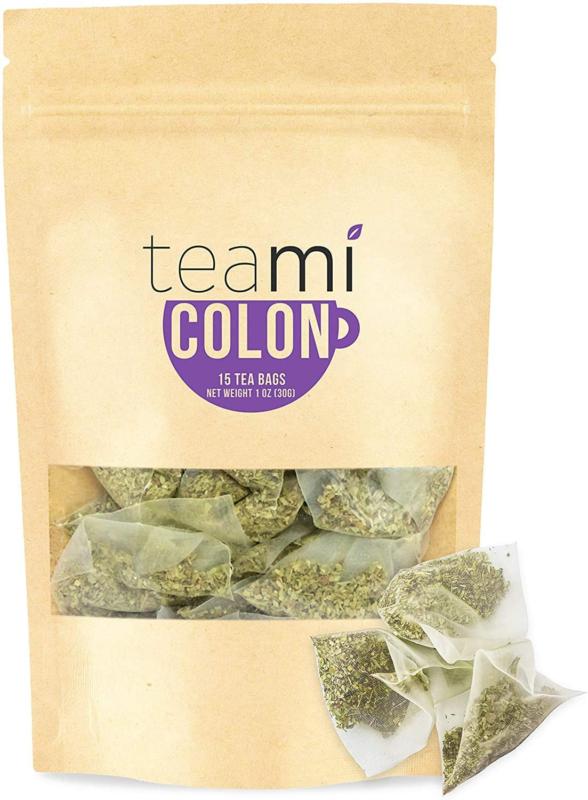 Teami® Colon Cleanse Detox Tea - 15 Tea Bags, 30 Day Supply