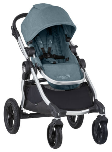 Baby Jogger City Select All Terrain Single Stroller Lagoon NEW