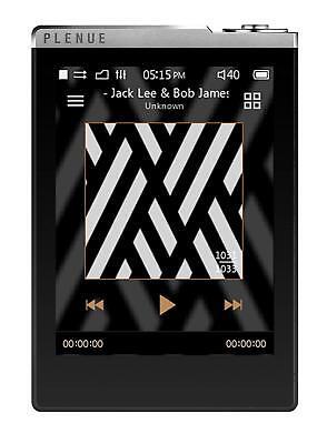 Cowon Plenue D 32GB silber schwarz MP3 Player Multimedia SD