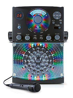 Best Singing Machine Top Loading CDG Karaoke System with Bluetooth 2017 Model