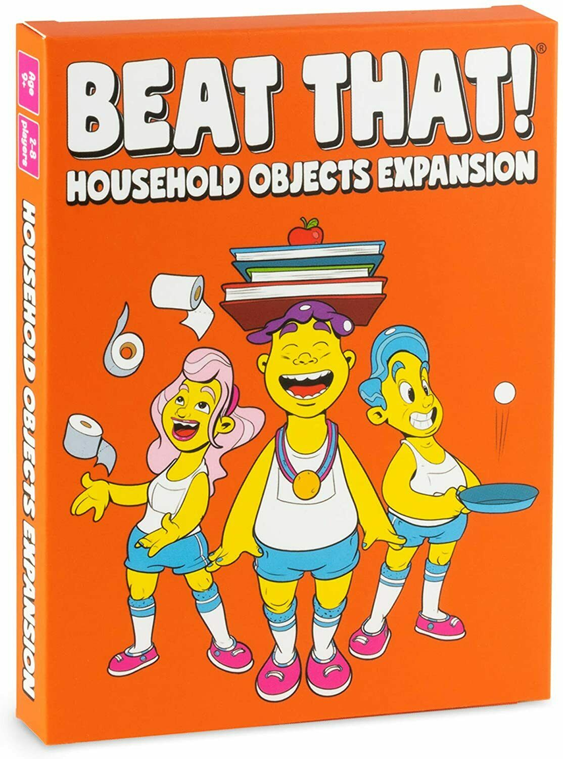 Beat That! Game Household Expansion | Family Party Game for Kids & Adults