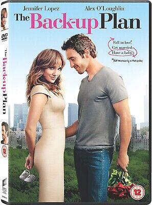 The Back-up Plan DVD (2010) Jennifer Lopez, Poul (DIR) cert 12