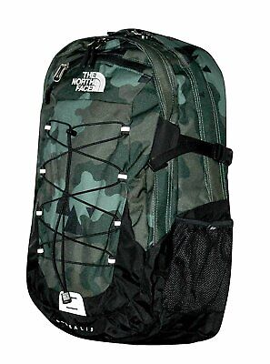 The North Face Men Classic Borealis Backpack Student School Bag OLIVE CAMO  $159