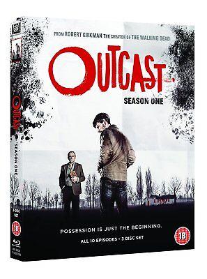 Outcast - Season 1 One (Blu-ray, 2 Discs, Region Free) *NEW/SEALED*