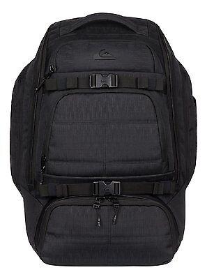 Quiksilver™ Fetch 45L - Large Surf Backpack - Men - ONE SIZE - Black