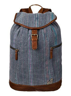 Used, New w/ Tags--Roxy Camper Shoulder Backpack Bag, Arabian Spice,One Size  for sale  Alma