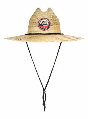 Quiksilver™ Destinado Pierside Straw Lifeguard Hat AQYHA04582