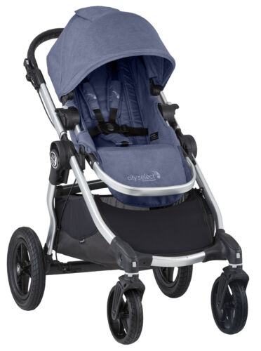 Baby Jogger City Select All Terrain Single Stroller Moonlight NEW
