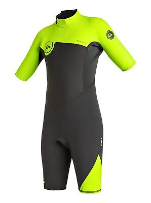 QUIKSILVER Men s 2 2 SYNCRO BZ S S Springsuit - GGP0 - Small - NWT a03f92314