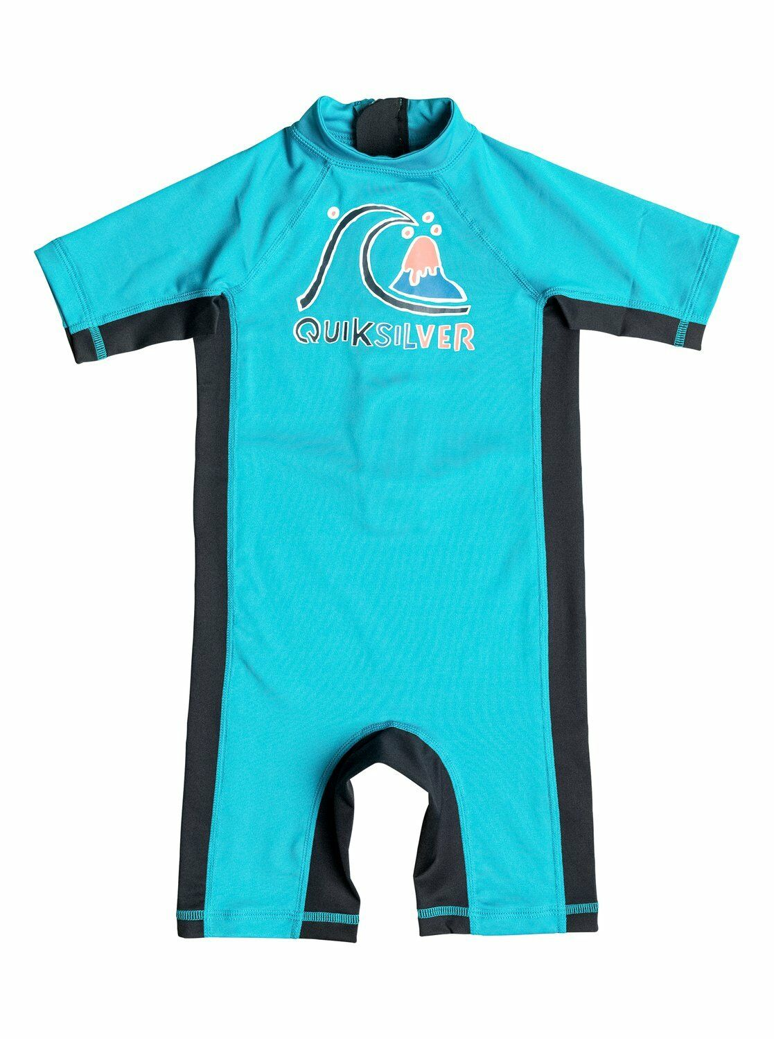 Quiksilver Infant Baby Bubble Springsuit UPF 50+ Rash Guard