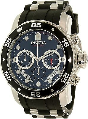 Kyпить Invicta Men's Pro Diver 21927 Black Rubber Quartz Watch на еВаy.соm