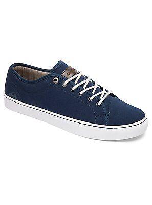 Neu Quiksilver Cove Canvas Herren Sneakers Turnschuhe blue blue white Gr.