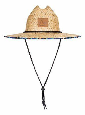 Quiksilver™ Outsider Straw Lifeguard Hat AQYHA04585