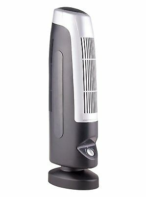 Vivitar Home 2-in-1 Quiet Room Air Purifier and Ionizer, 27 inches