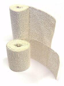 3 x Modroc Plaster Of Paris Modelling Craft Bandage 15 cm x 2.7 m