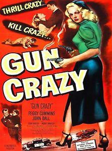 3369-Gun-Crazy-Thriller-Crime-movie-film-POSTER-Home-Room ...