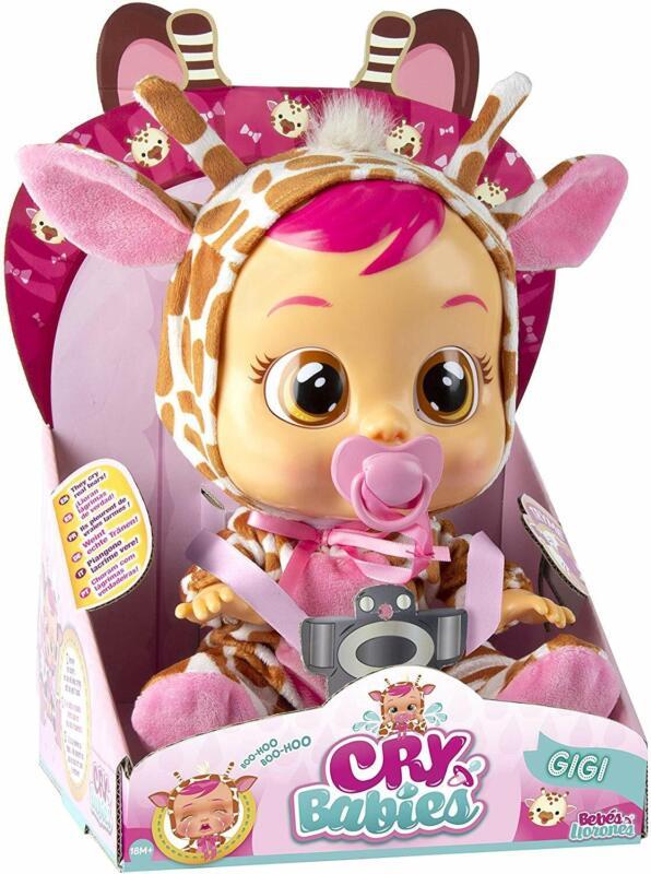Baby WOW - Cry Babies Gigi
