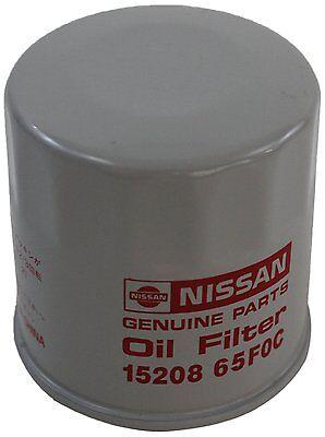Genuine Nissan Oil Filter 15208-65F0E