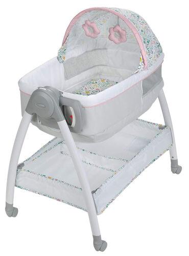 Graco Baby Dream Suite Crib Reversible Complete Bassinet Sleep Tasha NEW