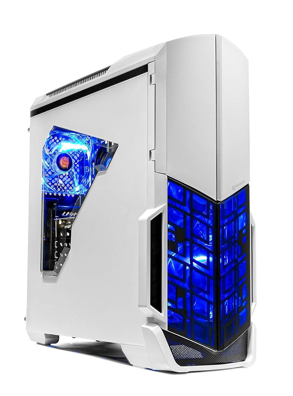 как выглядит Персональный компьютер или моноблок New SkyTech Gaming ArchAngel Elite Desktop AMD Ryzen 2600 8GB 500GB GTX 1070 Ti фото