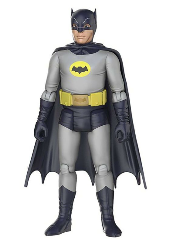"Funko Reaction Batman 3.75"" Action Figure Batman 1966 TV DC Heroes"
