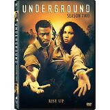 Underground: Season Two (DVD, 2017, 3-Disc Set) Season 2