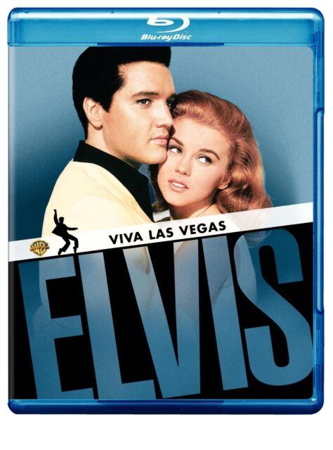 VIVA LAS VEGAS (1964 Elvis Presley)   BLU RAY - Sealed Region free
