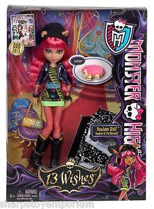 Monster high 13 wishes howleen wolf doll ebay - 13 souhait monster high ...