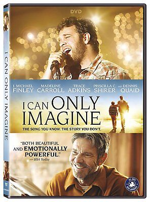 I Can Only Imagine Dvd Only Disc Please Read