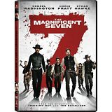 The Magnificent Seven DVD (2016) BRAND NEW* Action*Adventure*  NOW SHIPPING !