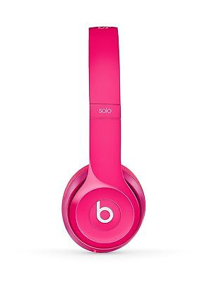 Beats By Dre - Beats by Dr. Dre Solo2 Wired On-Ear Headphones (Pink)
