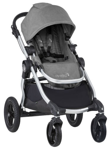 Baby Jogger City Select All Terrain Single Stroller Slate NEW
