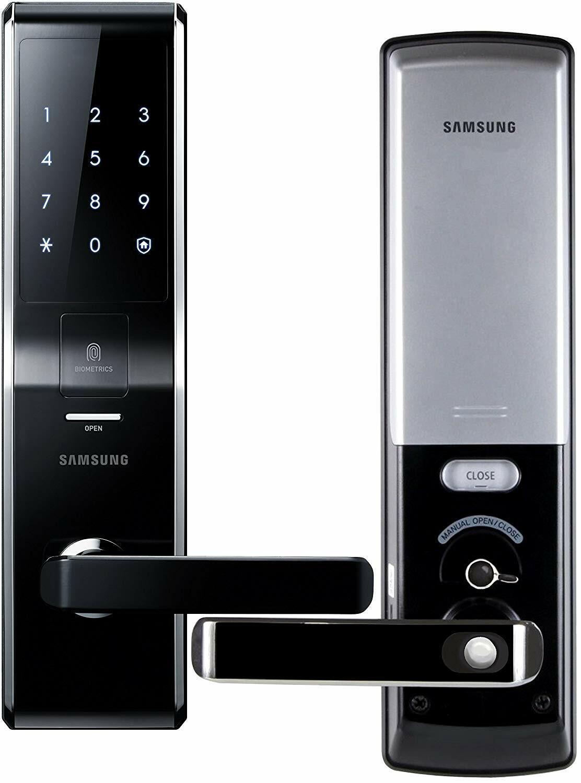 SAMSUNG SHS-H700 Fingerprint Keyless Touch Smart Digital Doo