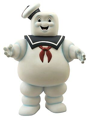 Ghostbusters 24  Stay Puft Marshmallow Man Vinyl Bank Diamond Select Toys  New