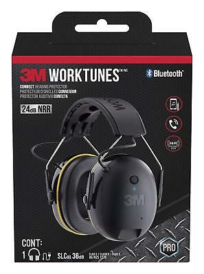 Hearing Protector 3m Bluetooth Ear Muffs Hi-fi Headset Sound Noise Protection