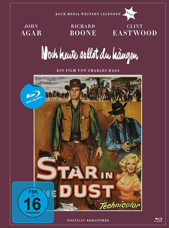 Noch heute sollst du hängen [Blu-ray](NEU/OVP/Mediabook)John Agar, Clint Eastwoo