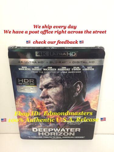 Deepwater Horizon [4k Ultra Hd + Blu-ray + Digital Hd] 2